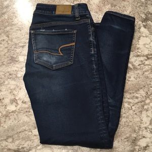 AEO Super Stretch Jeggings
